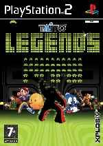 miniatura Taito Legends Fontal Por Skuky cover ps2