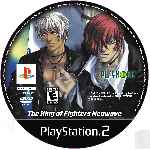 miniatura The King Of Fighters Neowave Por Bayron Lls cover ps2
