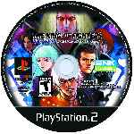 miniatura The King Of Fighters Nests Collection Por Bayron Lls cover ps2