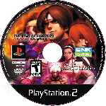 miniatura The King Of Fighters Orochi Collection Por Bayron Lls cover ps2