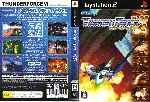 miniatura Thunder Force Vi Dvd Por Mipijasepara cover ps2
