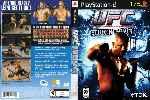 miniatura Ufc Sudden Impact Dvd Custom Por Brawin cover ps2