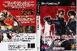 miniatura Vampire Night Dvd Por Franki cover ps2