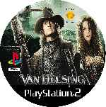 miniatura Van Helsing Cd Custom Por Mierdareado cover ps2