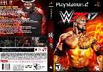 miniatura W2k17 Custom Dvd Por Omarperez77 cover ps2