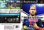 miniatura Winning Eleven 2018 Dvd Custom V2 Por Omarperez77 cover ps2