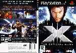 miniatura X Men 3 The Official Game Dvd Por Smog cover ps2