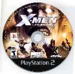 miniatura X Men Legends 2 El Ascenso De Apocalipsis Cd Por Xpexpe cover ps2