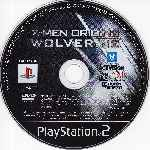 miniatura X Men Origins Wolverine Cd Por Jmgjmgjmg cover ps2