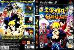 miniatura Zatch Bell Mamodo Fury Dvd Custom V2 Por Queleimporta cover ps2