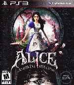 miniatura Alice Madness Returns Frontal Por Humanfactor cover ps3