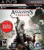 miniatura Assassins Creed 3 Target Edition Frontal Por Humanfactor cover ps3