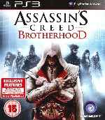 miniatura Assassins Creed Brotherhood Frontal Por Humanfactor cover ps3
