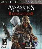miniatura Assassins Creed Revelations Frontal Por Humanfactor cover ps3