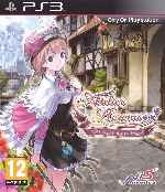 miniatura Atelier Rorona The Alchemist Of Arland Frontal Por Humanfactor cover ps3