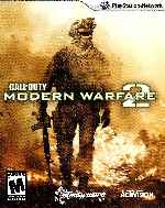 miniatura Call Of Duty 4 Modern Warfare Frontal Por Humanfactor cover ps3