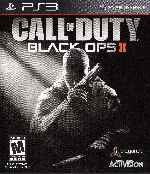 miniatura Call Of Duty Black Ops 2 Frontal Por Humanfactor cover ps3