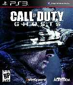 miniatura Call Of Duty Ghosts Frontal Por Airetupal cover ps3