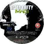 miniatura Call Of Duty Modern Warfare 3 Disco Por Humanfactor cover ps3