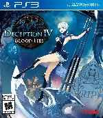 miniatura Deception 4 Blood Ties Frontal Por Sapelain cover ps3