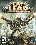 miniatura Eat Lead The Return Of Matt Hazard Frontal Por Humanfactor cover ps3