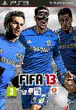 miniatura Fifa 13 Frontal Por Pirlo21 cover ps3
