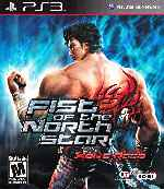miniatura Fist Of The Norts Star Kens Rage Frontal Por Humanfactor cover ps3