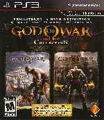 miniatura God Of War Collection Frontal Por Humanfactor cover ps3