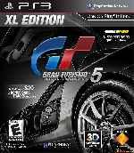 miniatura Gran Turismo 5 Xl Edition Fronta Por Airetupal cover ps3