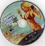 miniatura Grand Theft Auto 5 Cd Por Alancd77 cover ps3