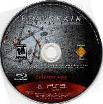 miniatura Heavy Rain Directors Cut Cd Por Paulogan cover ps3