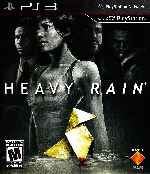 miniatura Heavy Rain Frontal Por Humanfactor cover ps3