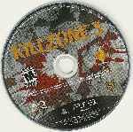 miniatura Killzone 3 Disco V2 Por Humanfactor cover ps3