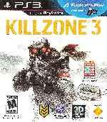 miniatura Killzone 3 Frontal Por Humanfactor cover ps3