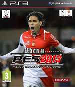 miniatura Pro Evolution Soccer 2013 Frontal V2 Por Emerson1979 cover ps3