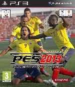 miniatura Pro Evolution Soccer 2013 Frontal V3 Por Emerson1979 cover ps3