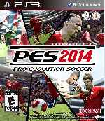 miniatura Pro Evolution Soccer 2014 Frontal Por Airetupal cover ps3