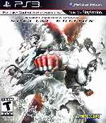 miniatura Street Fighter X Tekken Special Edition Frontal Por Humanfactor cover ps3
