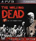miniatura The Walking Dead Collectors Edition Frontal Por Humanfactor cover ps3