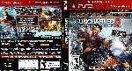 miniatura Uncharted 2 Among Thieves V2 Por Humanfactor cover ps3