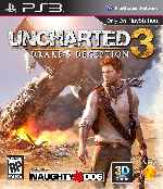 miniatura Uncharted 3 Drakes Deception Frontal Por Shamo cover ps3