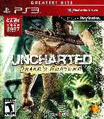 miniatura Uncharted Drakes Fortune Frontal Por Humanfactor cover ps3