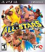 miniatura Wwe All Stars Frontal Por Shamo cover ps3
