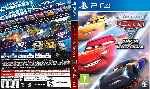 miniatura Cars 3 Por Slider11 cover ps4