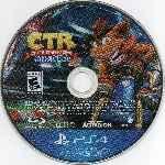 miniatura Crash Team Racing Nitro Fueled Disco Por Mrandrewpalace cover ps4