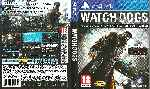 miniatura Watch Dogs Por Batista Spain cover ps4