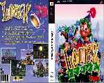 miniatura Adventures Of Lomax Custom Por Asock1 cover psp