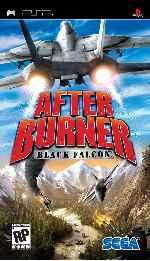 miniatura After Burner Black Falcon Frontal Por Asock1 cover psp