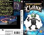 miniatura Agente Secreto Clank Custom Por Javilonvilla cover psp