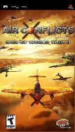 miniatura Air Conflicts Aces Of World War Ii Frontal Por Duckrawl cover psp